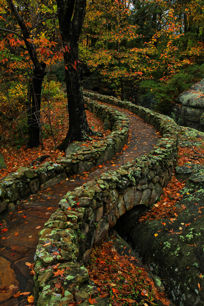 Autumn Rock Road