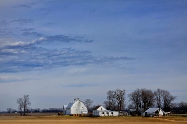 600 w White farm 7524_