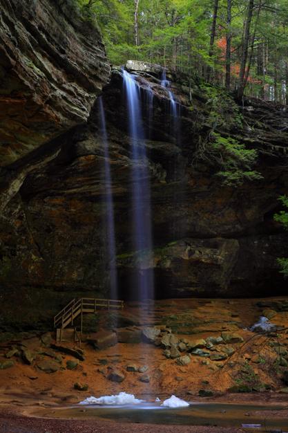 HH Ash Cave Falls 7776
