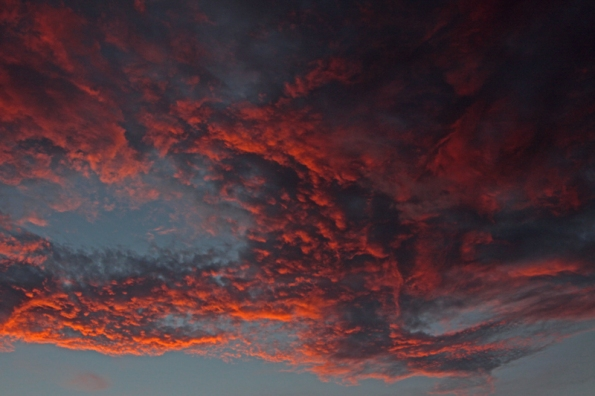 Clouds on Fire_1011