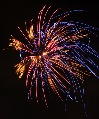 July 4th Fireworks BBT 5386