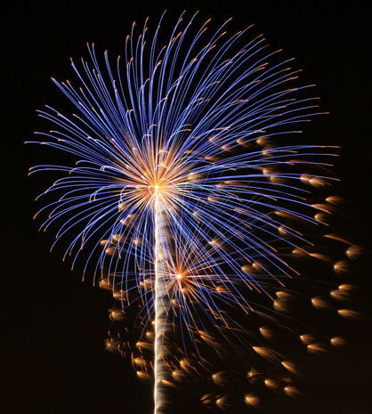 July 4th Fireworks BBT 5408