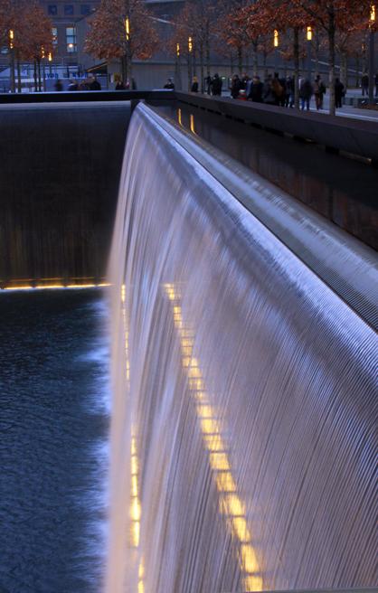 WTC Memorial Waterfall_6032