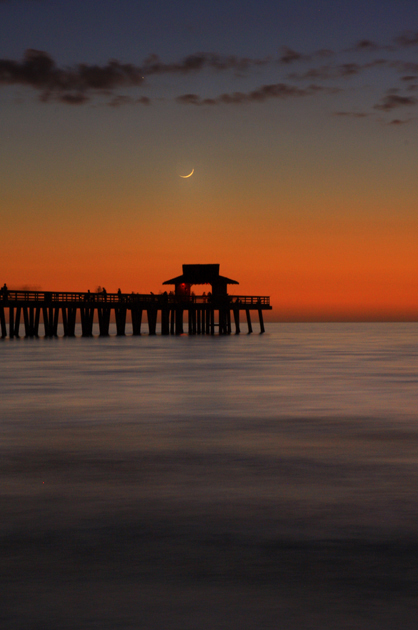 Naples Pier and Crescent Moon_1090_Sat_edited-1