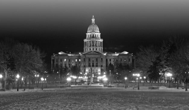 Barry_Greff_Denver_Capitol_BW